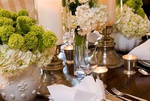 Dining Room and Table Decor / by Mandy Shaw