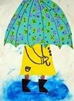 (kindergarten) Weather theme / by Zac Reimer