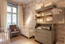 Make Room For Baby / Nurseries  / by Angela Bilnoski