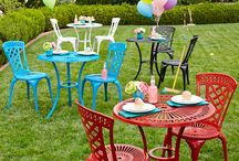 Pier 1 Outdoor Oasis / Creating that outdoor oasis with Pier 1! / by Laura~Pink Cake Plate