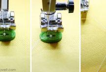 Sewing - Closures / by Pat Reijonen