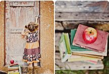 back to school mini sessions / by Suzy Enns Photography