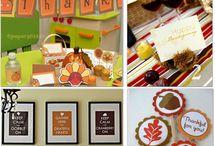 Thanksgiving / by Alicia Schwartz