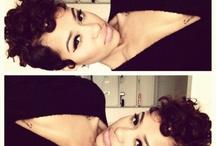 Hairstyles / by dennisha williams
