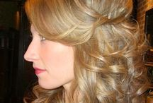 Hairstyles / by Chloe Sohl
