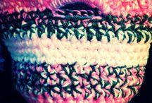 ScalliBags / Handmade crochet bags, baskets, purses / by Sandi Eckberg