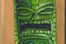 ALL THINGS TIKI! / by Sheryl Schroeder