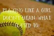 Softball / by Serena Smith