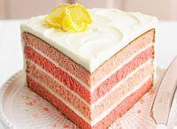 Cake / by Elizabeth Baker