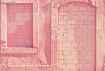 pink / by jEFF sCOTT