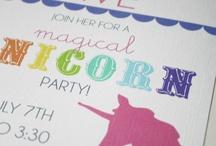 Birthday parties / by Farrah Redmon