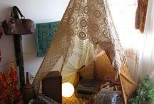 Teepees, Caravans, Makeshift Gypsy / by Spell & the Gypsy Collective