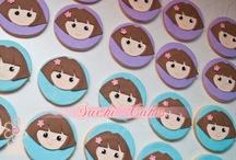 Dora Birthday / by Carrie Pitre