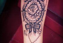Tattoos / by Lexus Johnson