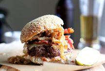 Dinner-Hamburger/Beef/Steak / by Jean Gordon