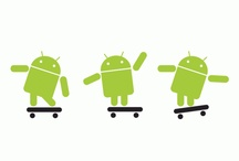 Android Geek / All cool ass things in Droid apps and app dev / by Tracey Patterson