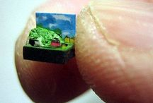 Beyond small... / Anything super tiny!!! / by Janet Pitts