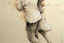 Artsy Inspiration  / by Marissa Mohney