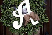 Wreaths / by Roberta Aranda DeTomasi