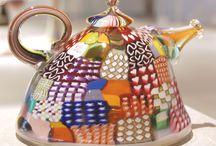 Tea Pots / by Suzanne Novoselac