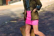 Obsession # 2: Military jacket / by Nataliya Soloveva