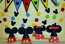 Party : Disney / by memory moments