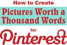Pinterest Tips & Hacks / OK, I'm obsessed... so what? You probably are too. / by EasyLunchboxes