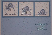 Stampin Up - Christmas Cards / by Donna Anzalone