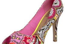 In Her Shoes / I LOVE shoes!!!  / by Desiree Gonzales