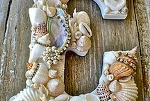 Beachy Ideas and Crafts / by Cheryl C