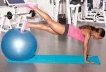 Workin on Mah Fitness / by Brandy Thomas