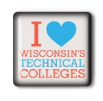 College Love / Show your success and your pride for technical college with these badges. Whether you are a student, an employee, a supporter, or whatever your relationship is, you can show your support for the technical colleges!  / by WisTechColleges