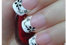 N is for Nails / by Heidi Rourke