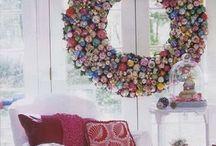 Wreath ideas / by Shannan Rauch