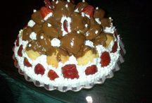 RICURAS DULCEMAR / Tortas temáticas y modeladas, Gelatinas en 3d, Cupcakes decorados, Galletas, etc. Todas elaboradas en casa / by AIMAR DIAZ
