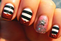 Nails to <3 / by LuvCherie Jewelry
