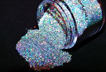All things.... GLITTER! / by Katie Rebman