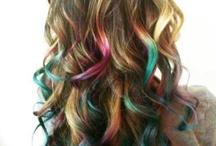 hair ideas / by Erin Elizabeth