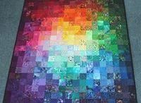 Colour - Quilts / by Wendy Nesbitt