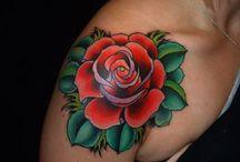 tattoos / by Tara Kelly
