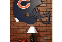 My Chicago Bears!!;) / by Tina Anderson