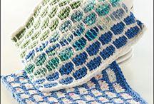 Tunisian Crochet / by Charmed By Ewe