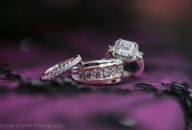 Wedding Rings that bling / by Chris Schmitt Photography