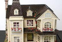 Doll houses / by chrissy s