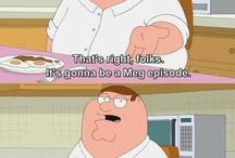 Family Guy / by Anna Benavides
