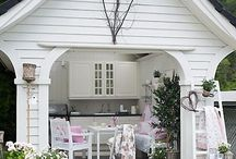 Outdoor Spaces / by lookslikewhite