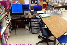 Organize rm 6 / by Brittany Meshwert