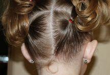 Girls hair / by Cambria Memmott