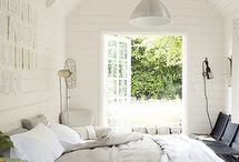 Bedrooms / by Alexander Dzivnel