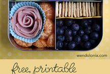 Lunch Box Ideas  / by Tomeika McMillian